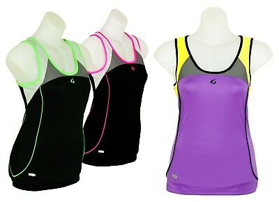 Womens Sport Gym Tank Top 2 PIECE VALUE PACK - LIMITED INTRODUCTORY OFFER