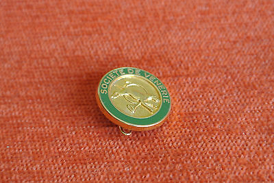 12260 Pin's Pins Badge Epinglette Societe De Venerie Chasse A Courre Hunt Rare