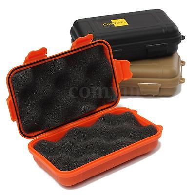 Outdoor Waterproof Shockproof Airtight Survival Carry Case Container Storage New
