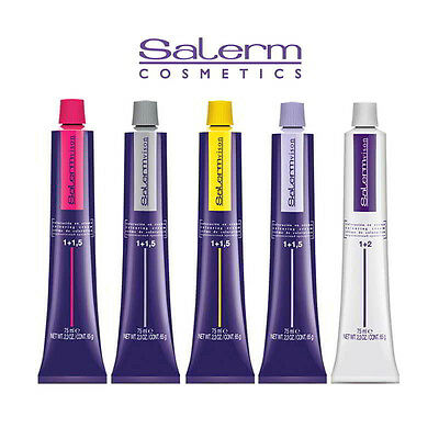 Salerm Salermvison Tinte Hair Color 75 ml / 2.3 OZ