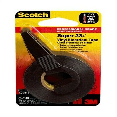 Scotch Vinyl Plastic Electrical Tape by 3m Company