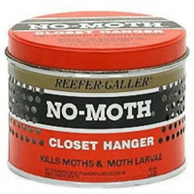 No-Moth Closet Freshener Hanger by Willert Home Products