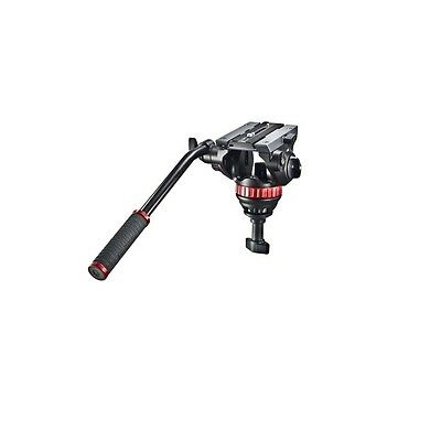 Manfrotto MVH502A ROTULE VIDEO FLUIDE 502A AVEC BOL 75mm