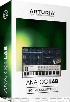 Arturia Analog Lab 3 Synthesizer Plugin eDelivery JRR Shop