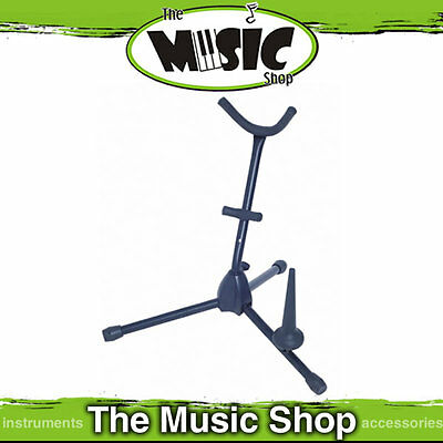 New AMS/Xtreme Saxophone Stand with Peg for Flute or Clarinet  - BWA61