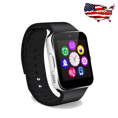 Latest Bluetooth Smart Watch Phone Mate GPRS Touch Screen for IOS Android IPhone