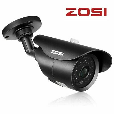 ZOSI 4CH Wireless 960P NVR Outdoor HD 1.3MP Camera Kit CCTV Security System 1TB