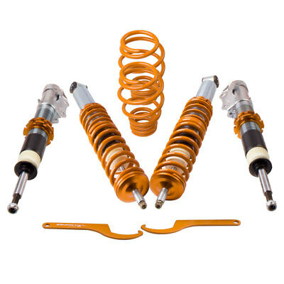 Coilover Suspension Lowering Kit for SEAT IBIZA (Type 6 K / 2) 1999-2002 TCB