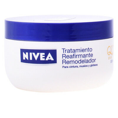 Cosmética Nivea unisex Q10+ reafirmante body cream 300 ml