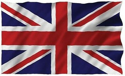 9Ft X 6Ft Union Jack British Mega Flag Royal Street Party Or Sports Event