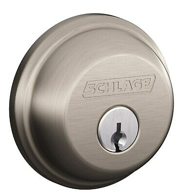 Single-Cylinder Deadbolt by Schlage Lock Co