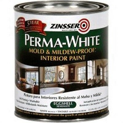 Perma-White Mold And Mildew-Proof Interior Paint by Zinsser & Co