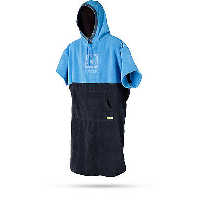 Mystic Poncho / Fleece / Changing Robe 2016 - Blue