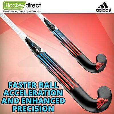 """ADIDAS DF 24 CARBON Field Hockey Stick 37.5"""" with Free Grip & Carrying Bag"""