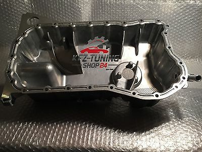 4 Motion VW R32 3.2 Turbo Oil sump with Milled Oil return