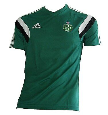 ASSE AS Saint-Etienne Trikot 2013/14 Adidas Player Issue Adizero Shirt
