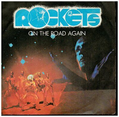 16823 - Rockets - On The Road Again