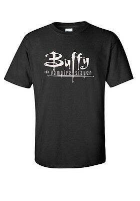 Buffy The Vampire Slayer Classic Shirt!    Angel Buffy !   All Sizes   3 Colours