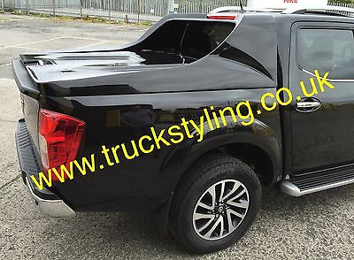nissan navara np300 sloping hard top canopy 2016 models. Black Bedroom Furniture Sets. Home Design Ideas