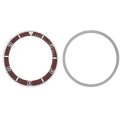 Bezel & Insert For Rolex  Submariner Vintage 5513/1680 Brown