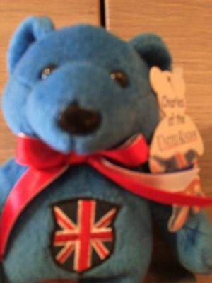 TY Beanie Baby Charles Of The United Kingdom Rare Vintage
