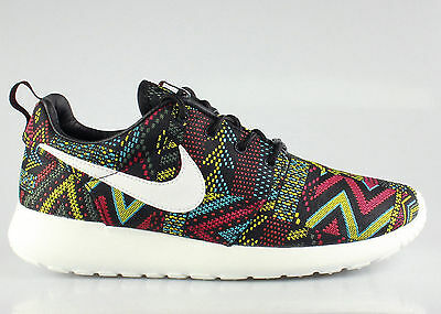 low priced 9e2bf 75102 Nike Women s Roshe One JCRD BHM QS Black History Month Collection  836230- 001