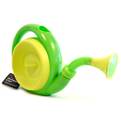 Infusion Living Reforms Collapsible Watering Can Two Tone Green CWC-1R