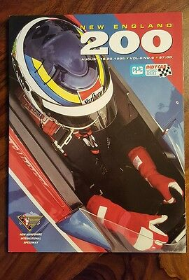 New England 200 - indy New Hampshire international speedway (august 1995)