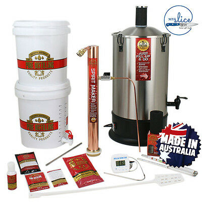 Pure Distilling Complete All In One Smart System - Spirit Making, Essential Oil.