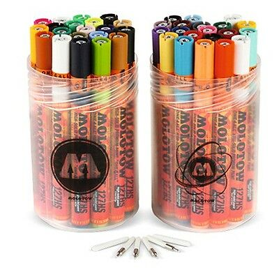 MOLOTOW ONE4ALL Marker 127HS Complete-Kit