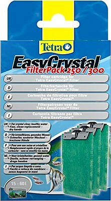 Tetra Crystal Filter Cartridge Pet Supplies Delivery Available To Uk & Internat • EUR 11,42