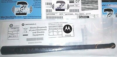 New Real OEM MOTOROLA APX8000 XE ALL BAND ANTENNA VHF UHF R1 R2 7/ 800 Mhz + GPS