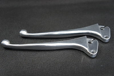 VESPA Polished Alloy Brake and Clutch Levers