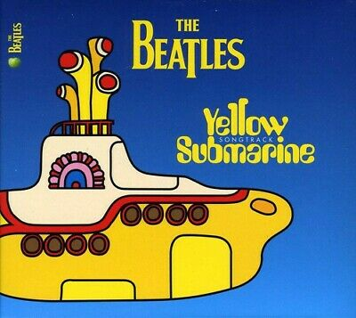 Yellow Submarine Songtrack - Beatles (2012, CD NUOVO)