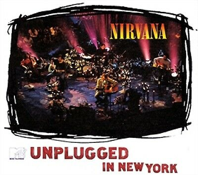 Nirvana - MTV Unplugged in New York - New 180g Vinyl LP + MP3 Download