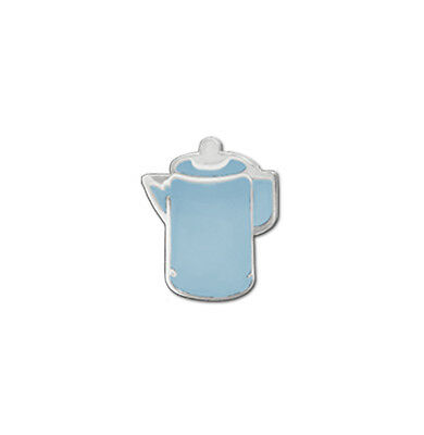 """Coffee Pot-ONE DAY AT A TIME  ENAMELED 12 Step Recovery// AA//NA Lapel Pin 1//2/"""""""