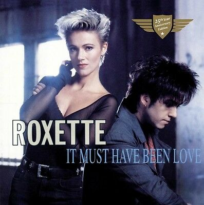 Roxette - It Must Have Been Love - Ltd Edn Red Vinyl 10""