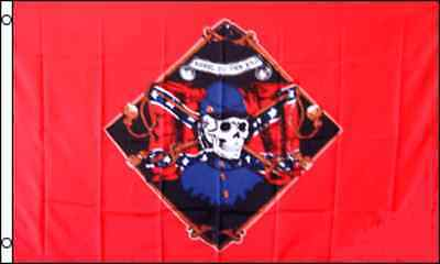 """""""TO THE END"""" 3x5 ft flag polyester us america"""