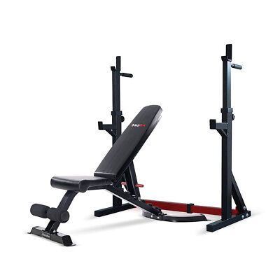 Bodymax CF334 Bench and Squat rack