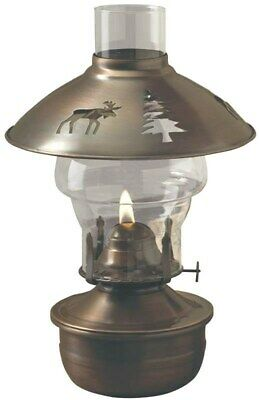 Montana Oil Lamp by Lamplight Farms