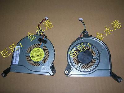 new for hp pavilion 15-p030nr laptop cpu cooling fan 76776-001 762505-001