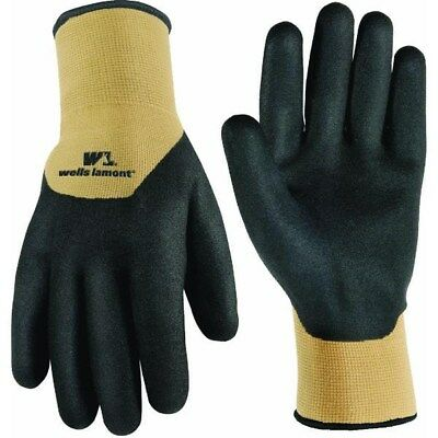 Winter Lined Nitrile Coated Gloves by Wells Lamont Corp