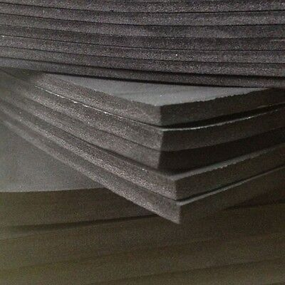 3/5/10mm ESD Anti static High Density Foam 200mm X 200mm PMD