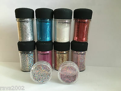 Mac Loose Glitter **mini Pot Only 0.4 Grams**
