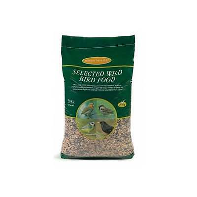 20kg/40kg/60kg Johnston & Jeff Selected Wild Bird Food/Seed - All Season Mix