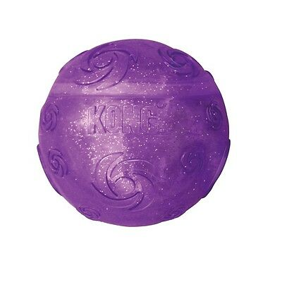 Kong Squeezz Crackle Ball, Large, Premium Service, Fast Dispatch