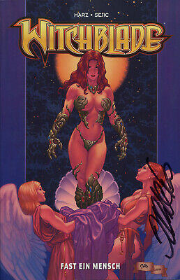 WITCHBLADE #4 deutsch (US 131-136) VARIANT-COVER-EDITION lim. FRANK CHO (Shanna)