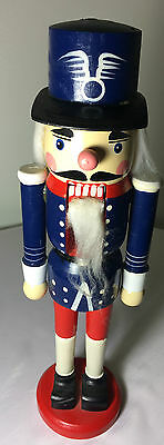 Wood Painted Nutcracker - World Soldier Collection