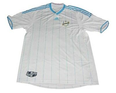 Olympique Marseille Trikot Adidas Player Issue Shirt Jersey Camiseta