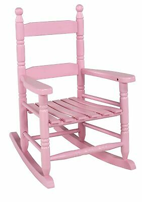 Child's Pink Rocking Chair,No KN-10P,  Jack Post Corp